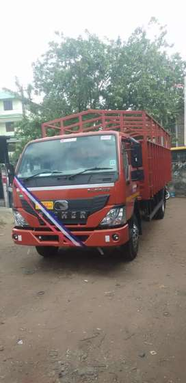 Eicher lorry for rent @ 2000rs daily