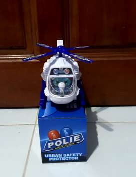 Mainan helicopter police