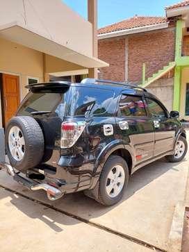 Toyota Rush 2010 Bensin