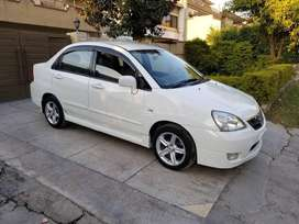 Suzuki Liana Eminent Automatic 2009 Easy monthly installments pe hasil