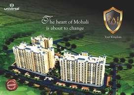 TAJ TOWER- THE HEART OF MOHALI