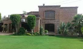 8 Kanal Farmhouse for Sale, Near Multan