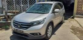 Honda New CRV 2.0 MT Silver 2013/2014 Murah Good Condition Orisinil