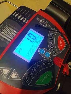 Tredmill motor speed mm7