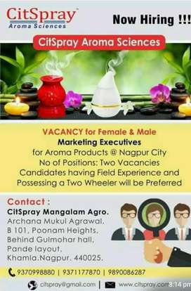 Telecaller and marketing executives required