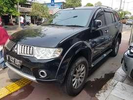 Mitsubishi Pajero Exceed 2011AT pajak des  2018