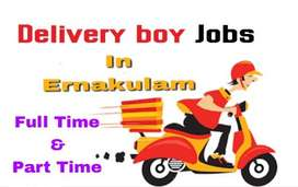 FOOD DELIVERY EXECUTIVE JOB IN KOCHI