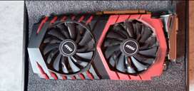 MSI RADEON RX 570 GRAPHICS CARD (UNDER WARRANTY)