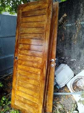 Pintu seseh ex vila