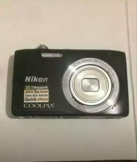Nikkon coolpix camera