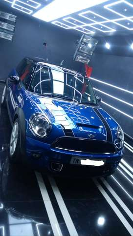 Mini Cooper S 3-Door, 2012, Petrol