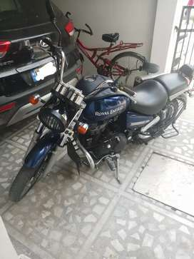 well maintained royal Enfield's thunderbird sept 2015 model