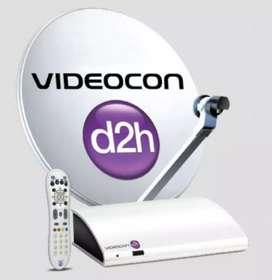 Videocon  d2h                gundikalan  agar malwa