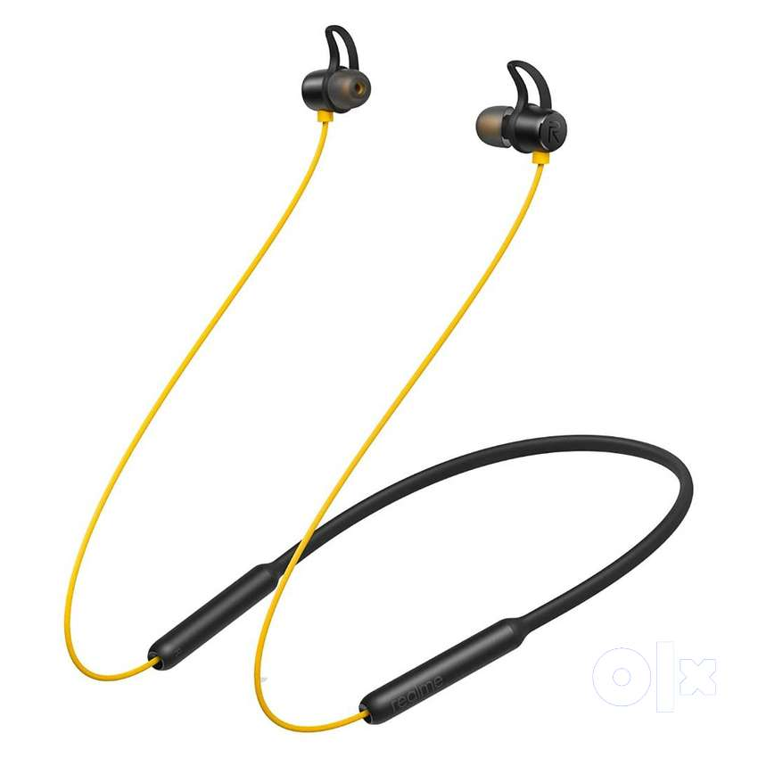 REALME BUDS WIRELESS BLUETOOTH NECK BAND  NEW WITH INVOICE FIX PRICE