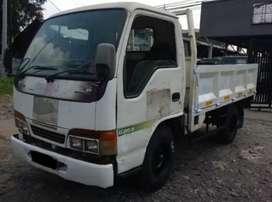 Jasa pindahan sewa mobil pick up bak & truk engkel CDE mobil losbak