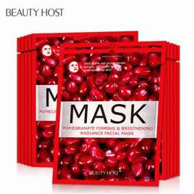 Beauty Host Face Mask For instant Brightening