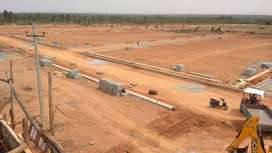 Plots for Sale in Saroj Whispering Winds at Narsapura, Bangalore