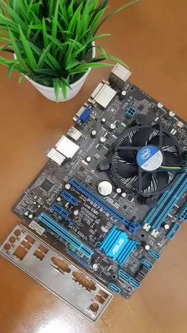 Mainboard Asus B75   Intel Core i5 3470 3.2Ghz
