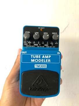 Behringer Tube Amp Modeler
