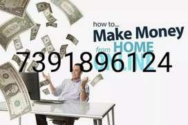 Online Promotion Work(Home based Job)!!