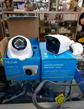 Paket lengkap CCTV berikut pemasangan