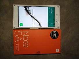 Xiaomi redmi note 5a preme