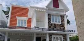 Kakkanad Thevakkal 4.600 land semi furnished 4 bedroom