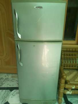 2 full siz refrigerators for sale singer and dawlance
