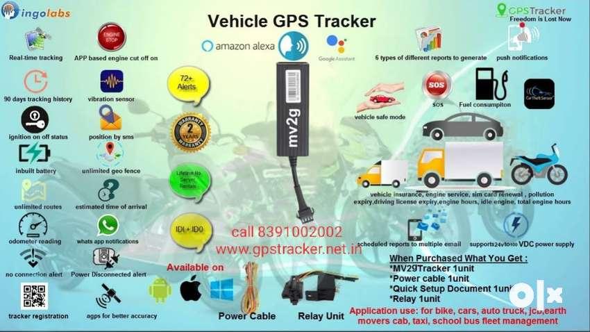 nashik gps tracker for maruthi swift i20 innova  pulsar ktm bullet act 0