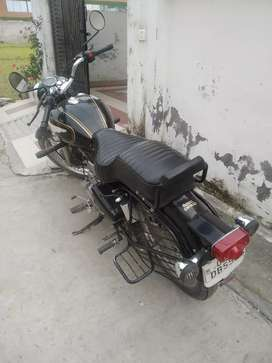 The bike is fully maintained. Single owner
