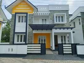 3 bhk 1550 sqft 4cent new build at kakkanad kuzhuvelipady road 100 mtr
