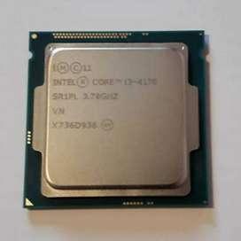 Intel i3 4170 computer processor