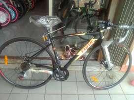 Road bike exotic 27'5 sped 2x7