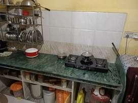 2 room kitchen