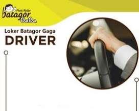 Lowongan Kerja Batagor Gaga (Driver)