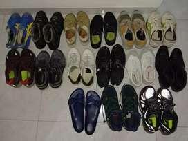 Sepatu Branded, Second Hand ex Singapore