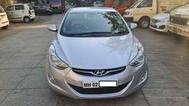 Hyundai Elantra VTVT SX AT, 2014, Petrol