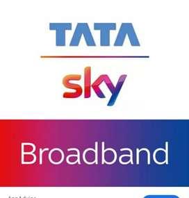 Job in tata sky broadband