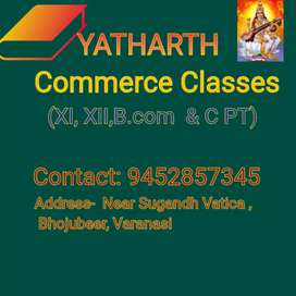 YATHARTH COMMERCE CLASSES