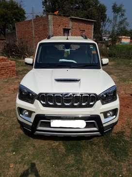 Mahindra Scorpio 2019 Diesel 12500 Km Driven