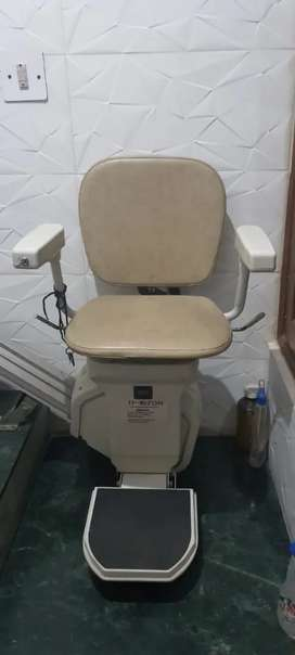 Stair lift latest fabulous condition