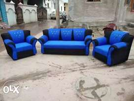 5 sofa set's brand new we are manufacturer