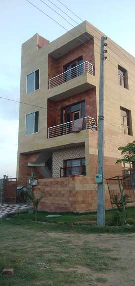 KOTHI 3BHK FOR SALE NEAR KHARAR
