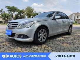 [OLX Autos] Mercedes Benz C200 2012 CGI 1.8 Bensin A/T #Volta Auto