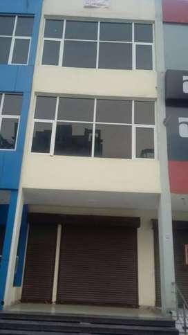 first floor  sco for rent in Mega market,New SunnyEnclave Kharar
