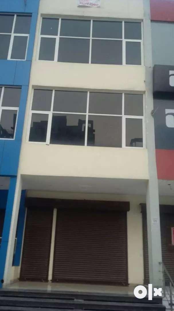 first floor  sco for rent in Mega market,New SunnyEnclave Kharar 0