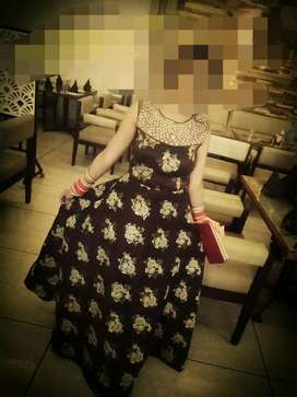 Beautiful party wear Gown like new