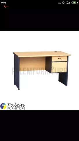 Meja kantor/meja kasir/gratis ongkir