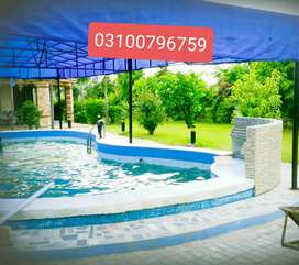 Farm house on rent in lahore