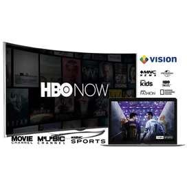 TV BERLANGGANAN MNC VISION/ INDOVISION